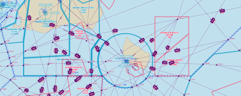 Aeronautical Chart